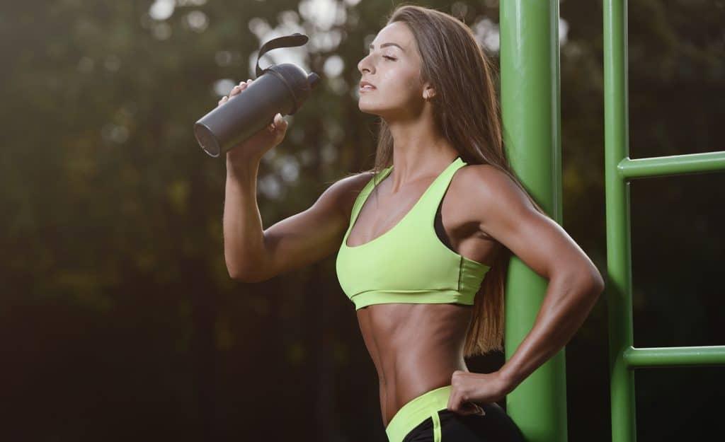 Horizontal push exercises